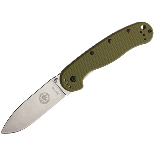 esee avispa folding lock knife